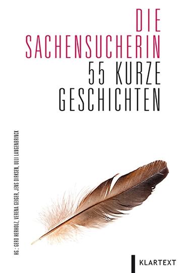"""""""Die Sachensucherin"""" - Klartext Verlag, 2015"""