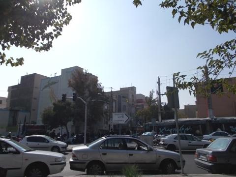 Teheraner Fließverkehr