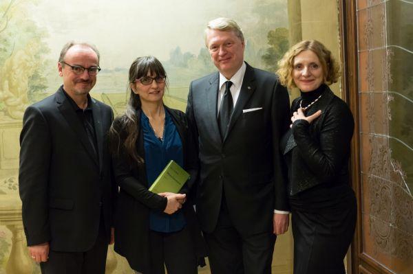 Christian Jahl, Karin Peschka, Dietmar Hoscher, Michaela Kauer - © Fred Beard/Wien-Haus