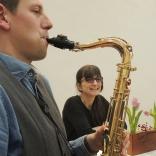 Der beste aller Saxophonisten